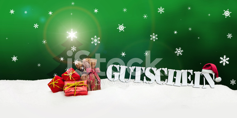 Weihnachten gutschein gutschein geschenke schnee gr n for Smow gutschein