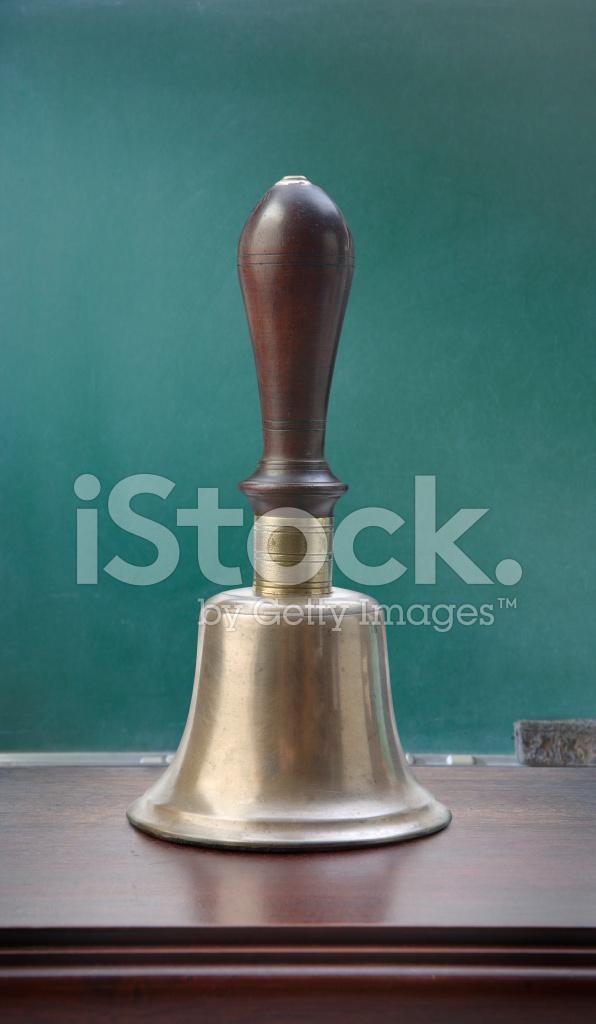 Premium Stock Photo Of Teachers Bell