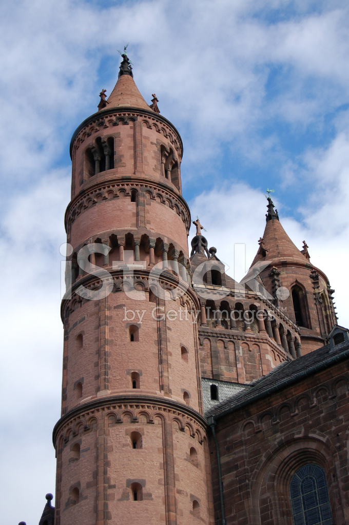 Cathedral Peter In Worms Germany Stock Photos Freeimages Com