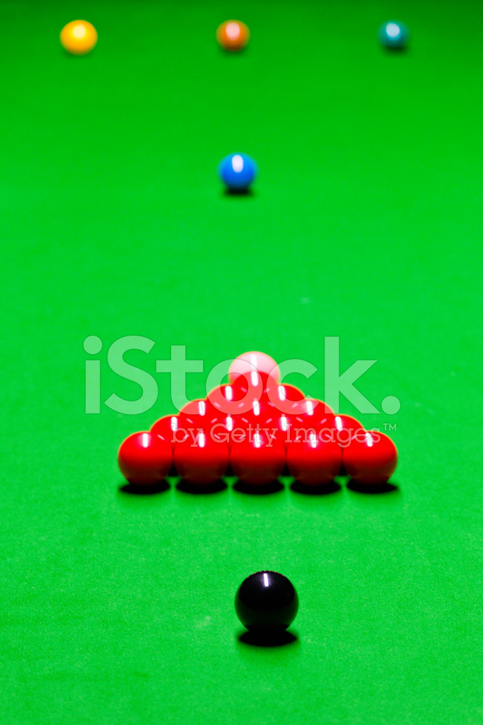Snooker Table Setup Stock Photos FreeImagescom - How to set up a pool table