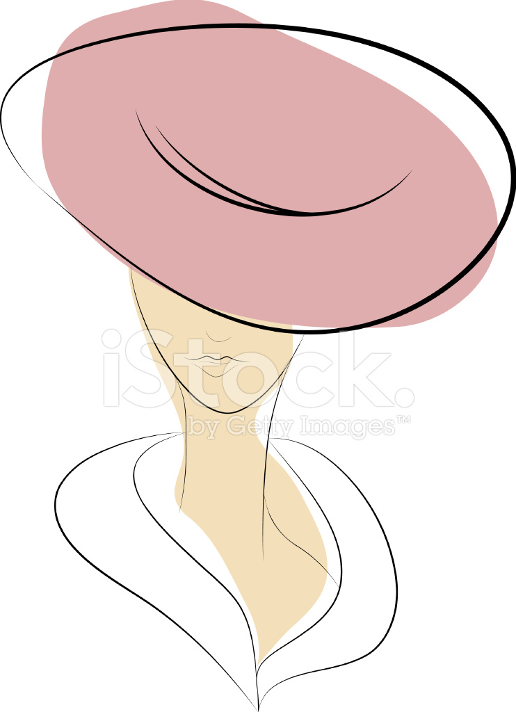Line Art Woman : Woman line drawing stock vector freeimages