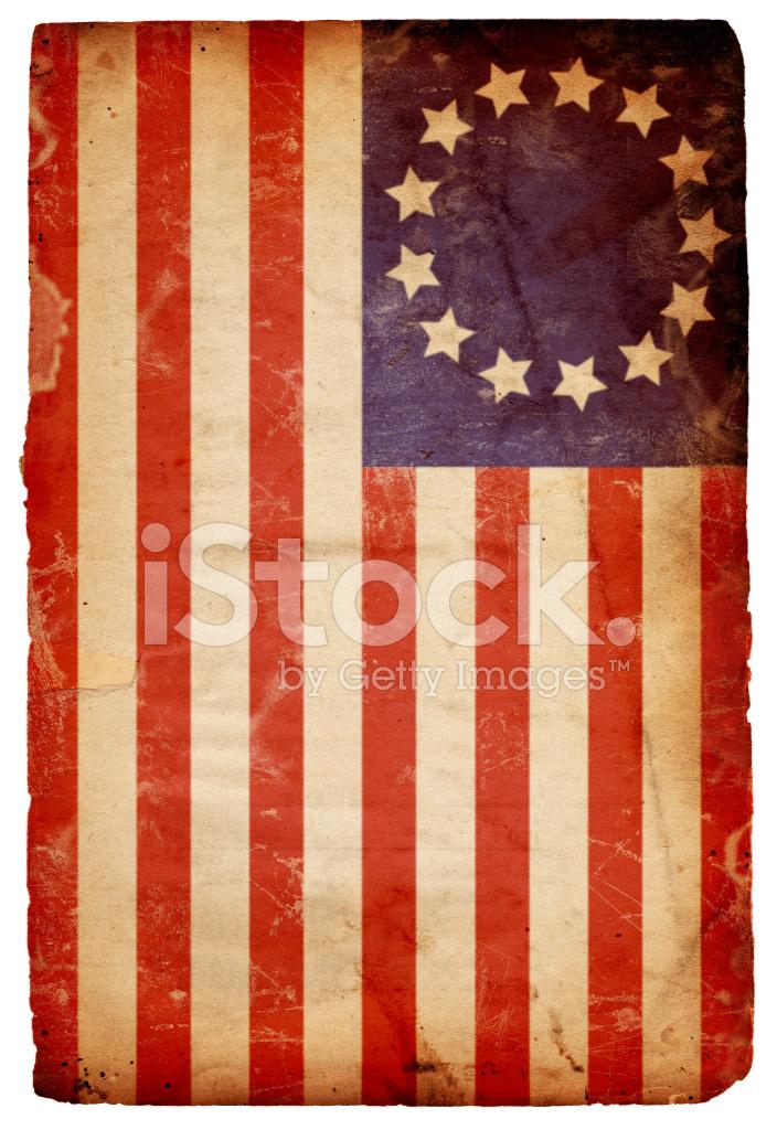 Vintage American Flag Paper Xxxl Stock Photos Freeimages Com
