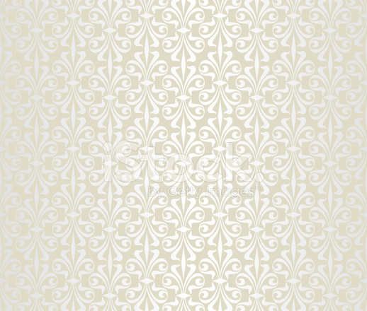 Bright Wedding Vintage Wallpaper Stock Vector Freeimages Com