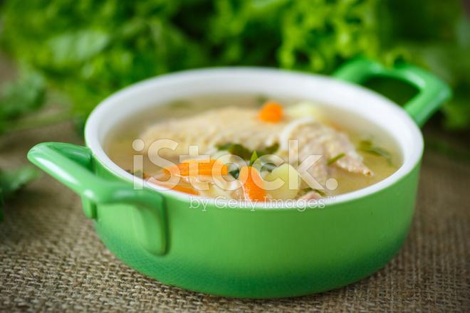 Суп лапша с курицей и картошкой рецепт пошагово с