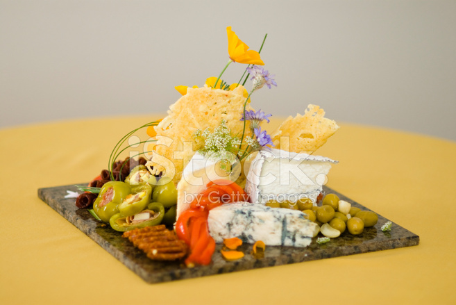 Gourmet Meat and Cheese Tray Stock Photos - FreeImages.com