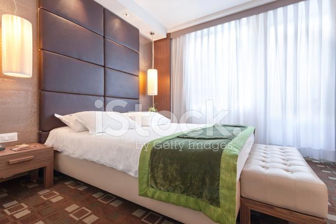 Luxe Slaapkamer Interieur : Luxe slaapkamer interieur stockfoto s freeimages