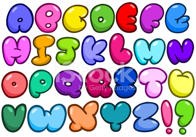 Best 25 Bubble letters ideas on Pinterest  R in bubble