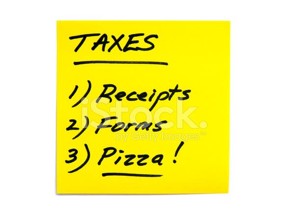 to do リスト シリーズ 領収書 フォーム ピザを税します ストック