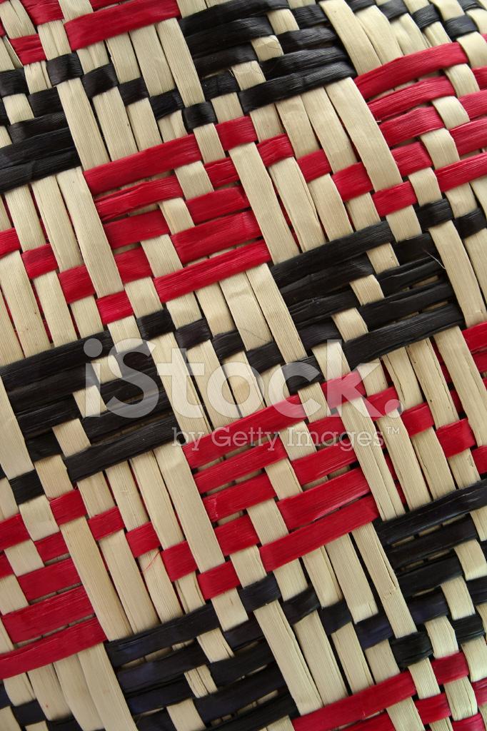 Maori Flax Weaving Texture Stock Photos Freeimages Com