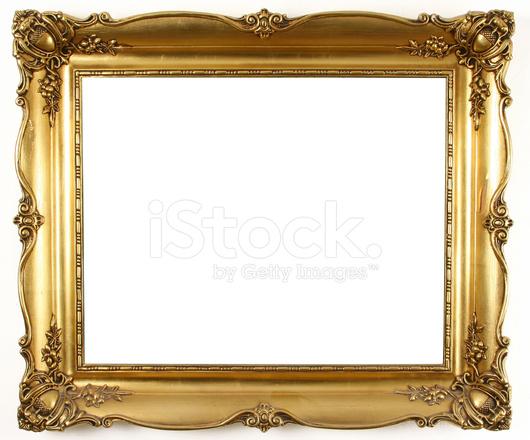 Gold Frame Stock Photos - FreeImages.com