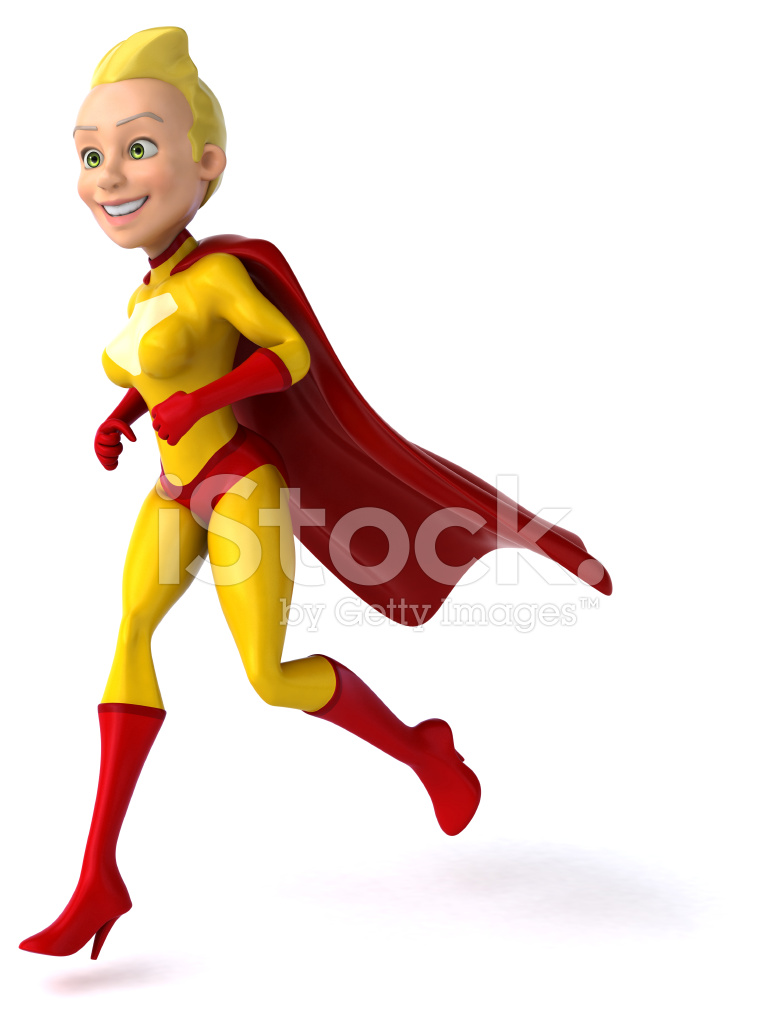 Super eroe sesso cartone animato