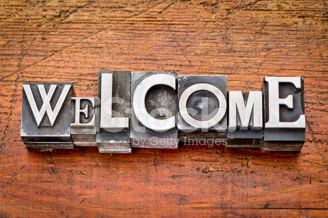 Welcome word in metal type stock photos freeimages premium stock photo of welcome word in metal type altavistaventures Image collections