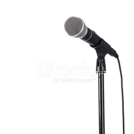 Microphone On Stand Stock Photos Freeimages Com
