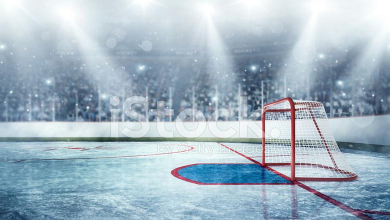 Eishockeyfläche