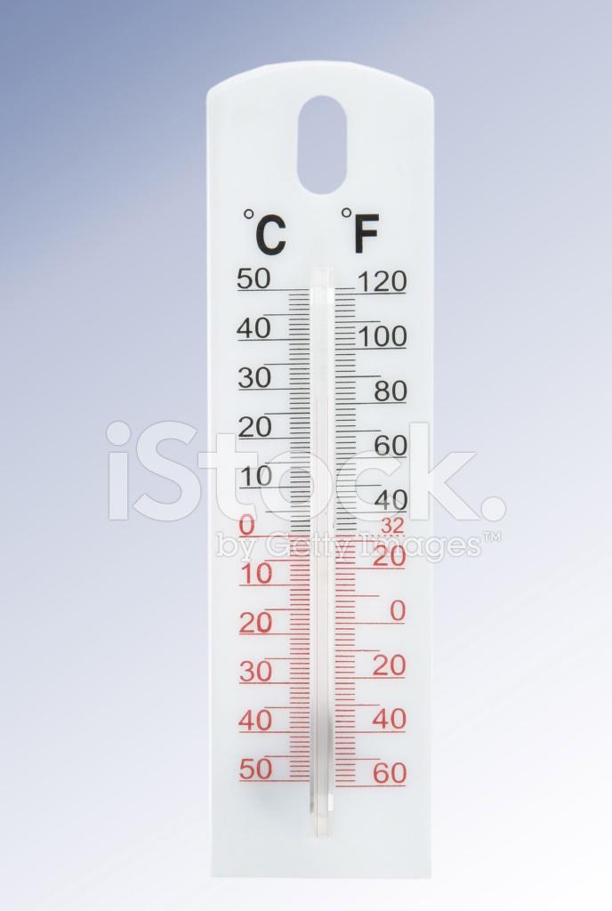 Termometro Con Grados Celsius Y Fahrenheit Fotografias De Stock Freeimages Com Del termómetro de celsius al termómetro de fahrenheit. grados celsius y fahrenheit
