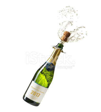 Champagne New Years 2017 Stock Photos Freeimages Com