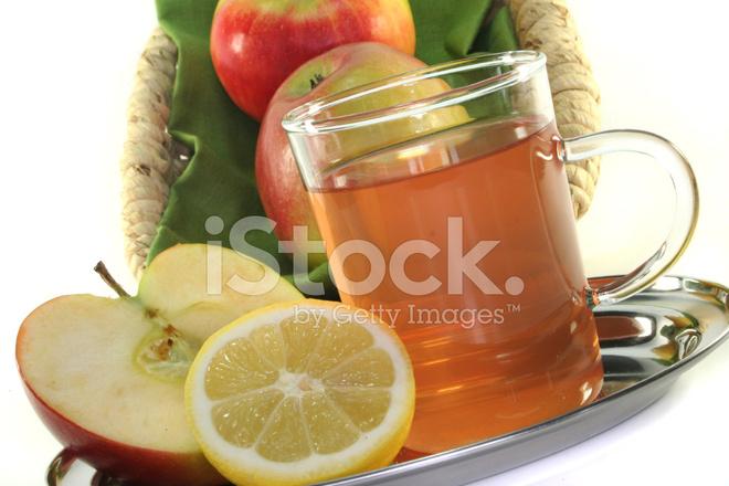 Apple Lemon Tea stock photos - FreeImages.com