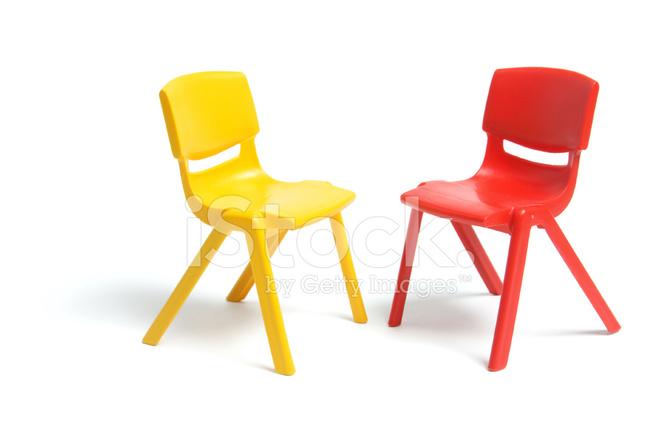 Stock Sedie In Plastica.Sedie In Plastica In Miniatura Fotografie Stock Freeimages Com