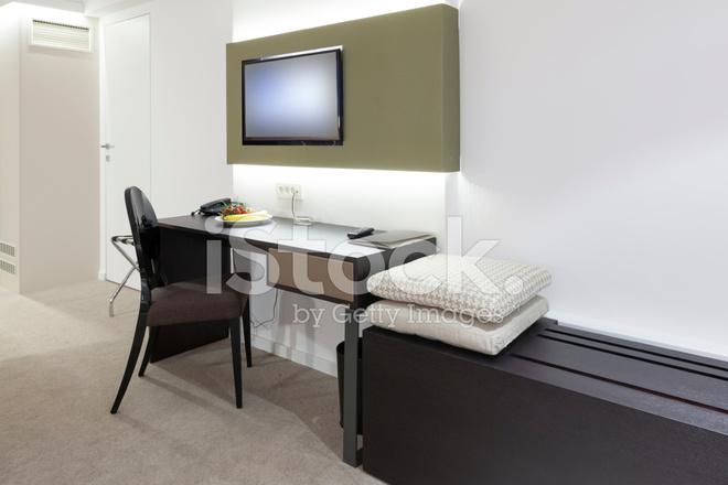 Moderne Hotel Kamer Interieur Stockfoto\'s - FreeImages.com