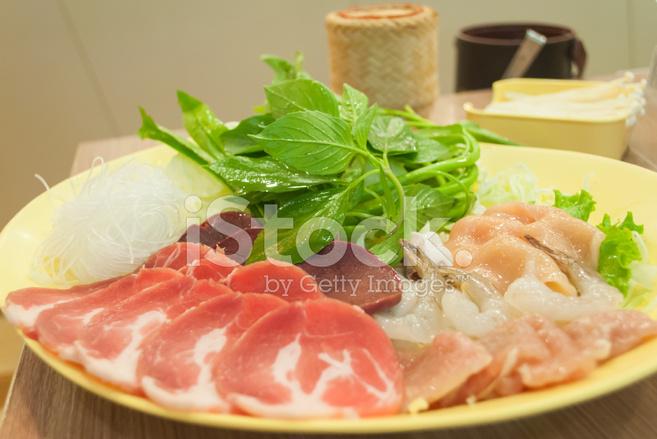 Koreanische Kuche Frische Japanische Rindfleisch Zum Grillen