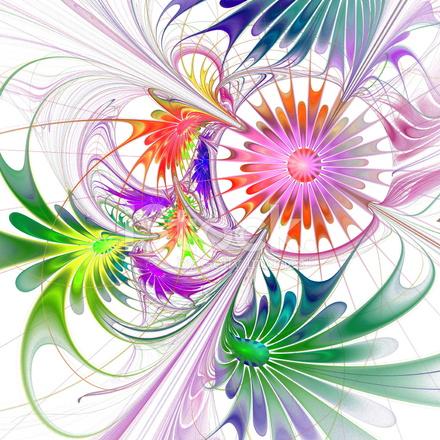 Sfondo Tavolozza Verde E Disegno Fotografie Stock Freeimagescom