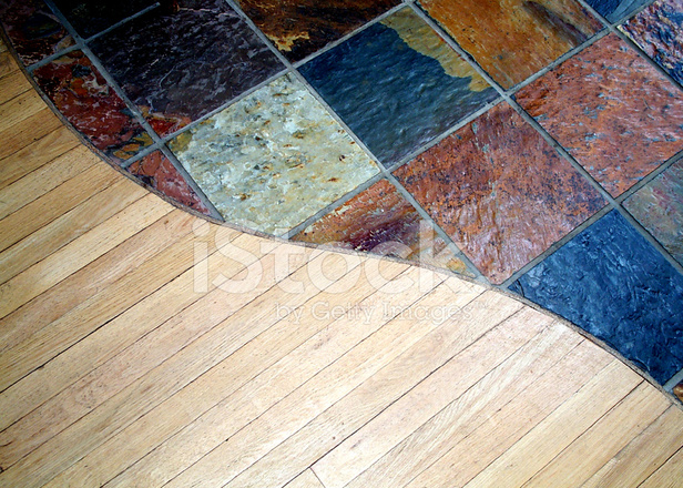 Slate And Wood Floor Stock Photos Freeimages