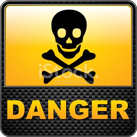 Danger Symbol Stock Vector Freeimages