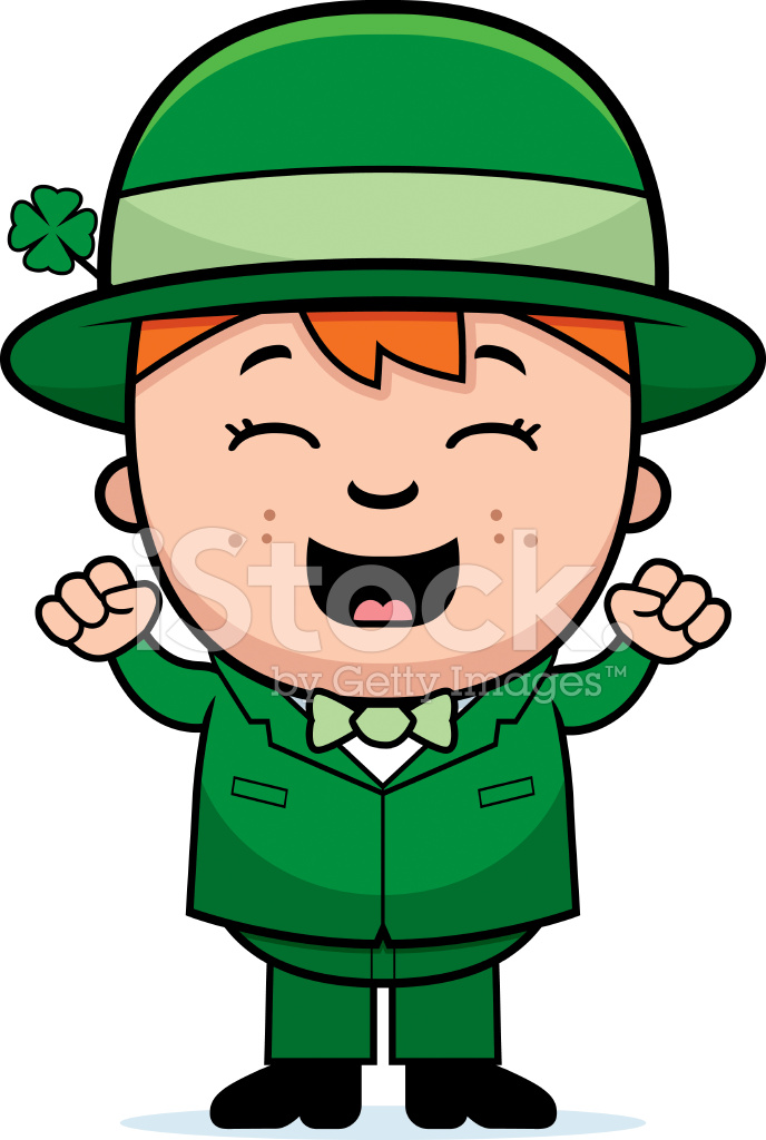 child leprechaun excited stock vector freeimages com girl clip art black and white grill clip art free