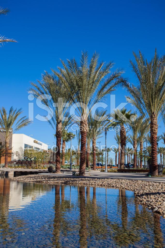 Downtown Summerlin Las Vegas Stock Photos