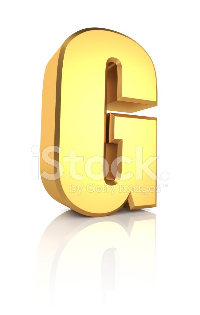 3d Letter G stock photos - FreeImages.com