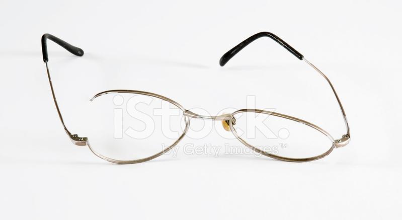 Broken Eyeglasses Stock Photos - FreeImages.com