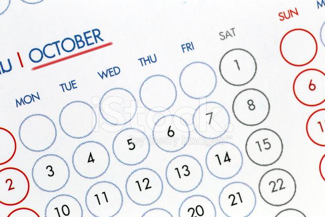 Visualizza Calendario.Testo Su Visualizza Calendario Fotografie Stock Freeimages Com