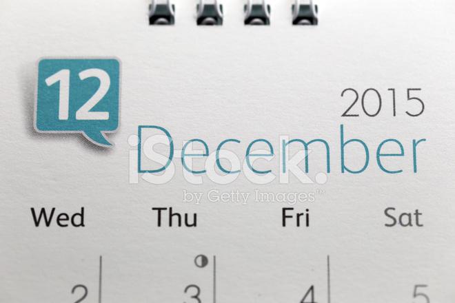 Visualizza Calendario.Testo Su Visualizza Calendario Mensile Del Fotografie Stock