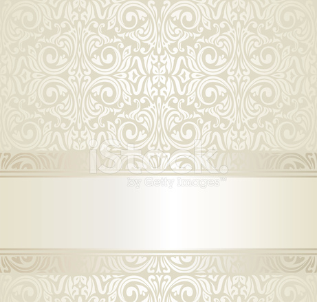 Bright Luxury Vintage Pattern Retro Wallpaper Background