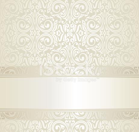 Bright Luxury Vintage Pattern Retro Wallpaper Background ...