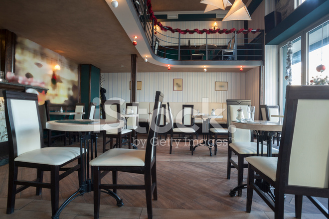 Restaurant Café Interieur Stockfotos - FreeImages.com