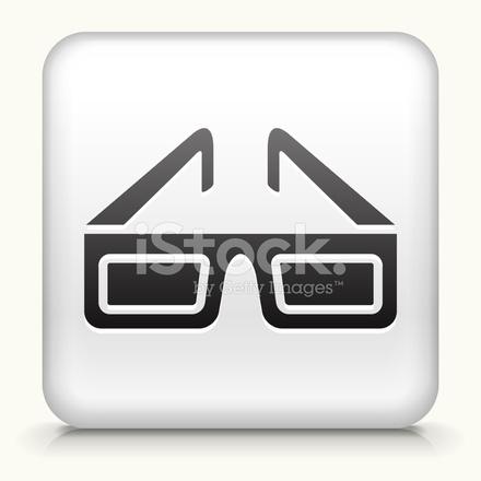 Libre Avec Art 3d Carré De Vecteur Lunettes Bouton Redevance nO8Z0wkPXN
