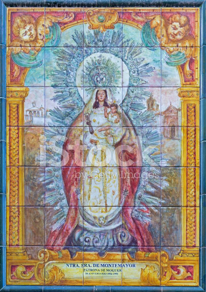 Séville LA Céramique Carrelage Madonna Photos - FreeImages.com