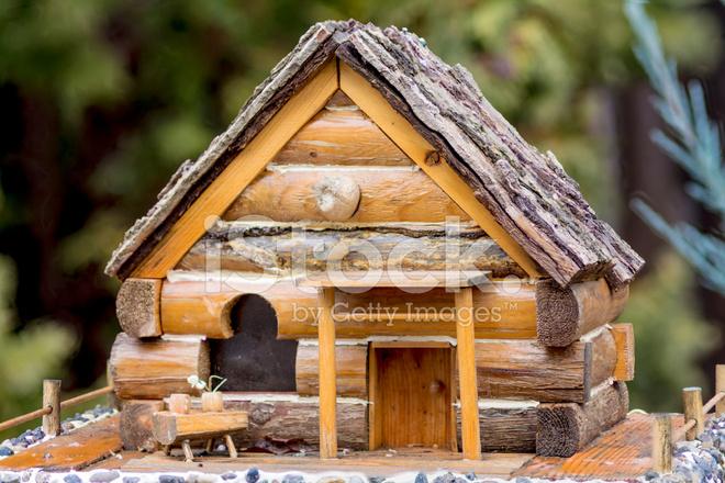 Gros Plan D Une Petite Maison Pour Oiseaux Photos Freeimages Com