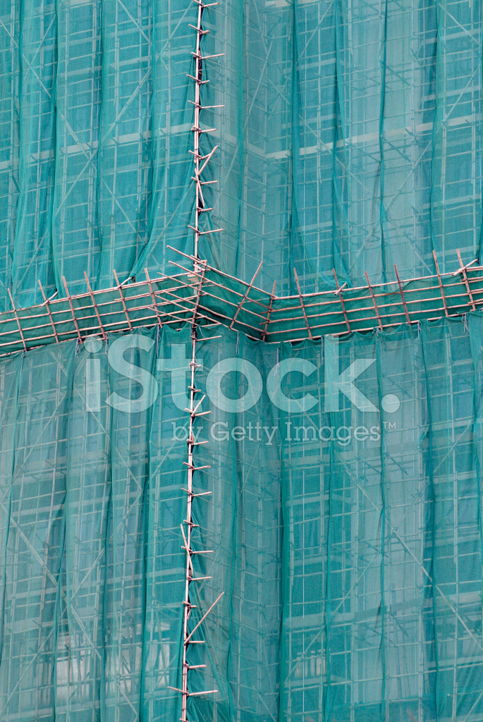 Chinese scaffolding stock photos - Exterior scaffolding rental near me ...