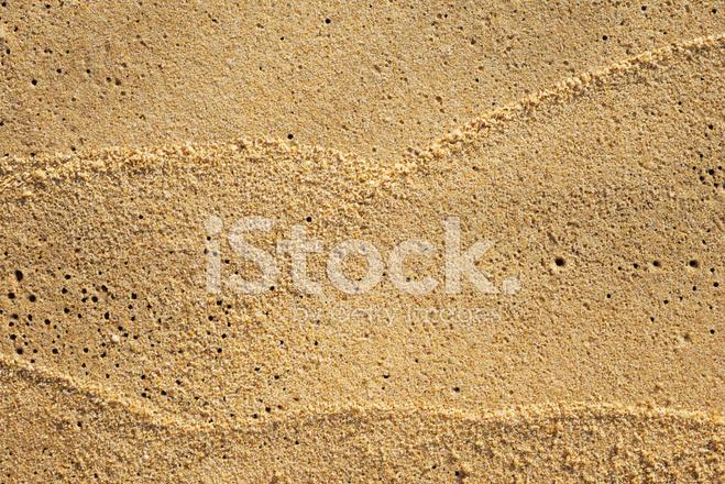 Sfondo Sabbia Di Mare Lato Giallo Fotografie Stock Freeimagescom