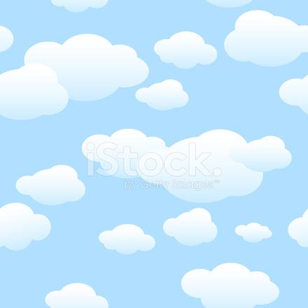 구름 배경 Stock Vector Freeimages Com