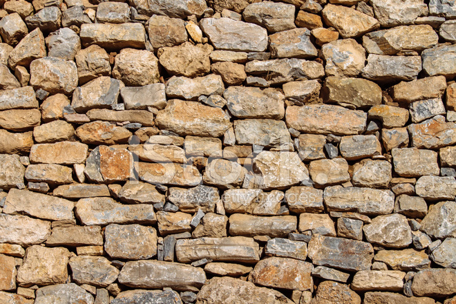 Premium Stock Photo Of Rustic Stone Wall