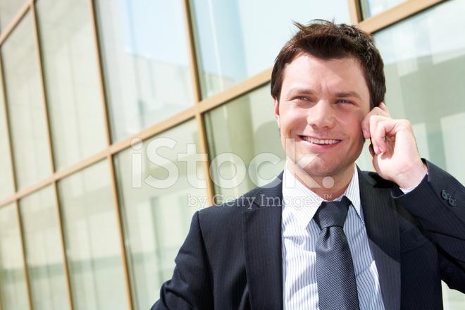 Successful Broker Stock Photos Freeimages Com