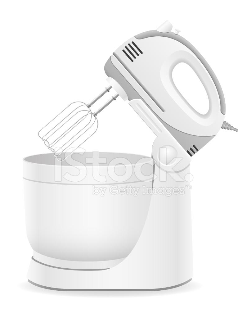 Rührgerät Küche | Kuche Mischer Vektor Illustration Stock Vector Freeimages Com