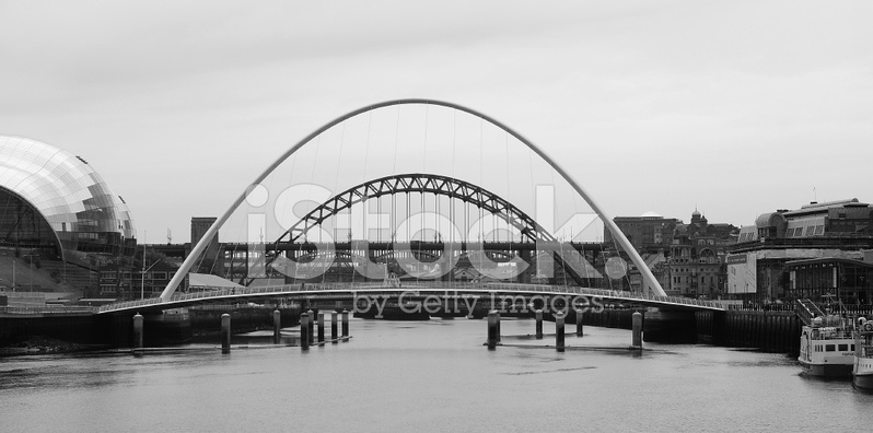 Bridges over the river tyne stock photos - Millennium home design fort wayne ...