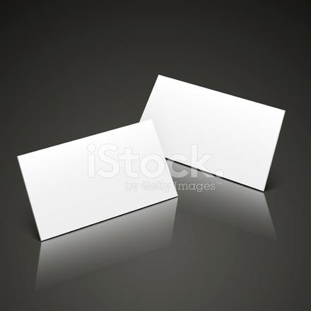 Name Karten Vorlage 3d Design Stock Vector - FreeImages.com
