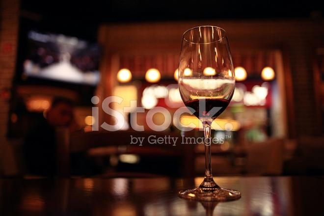 Wijn proeven restaurant