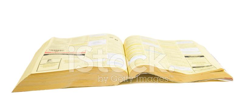 Phone Book Stock Photos - FreeImages com