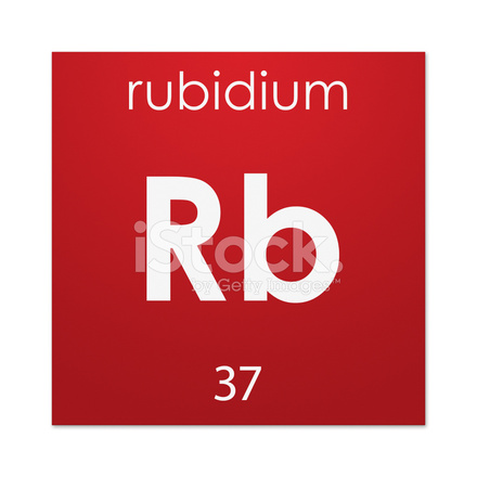 Rubidium Chemical Element Stock Photos Freeimages